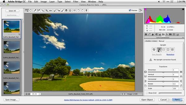 Processing GoPro time-lapse footage: DSLR Video Tips: Cameras & Lenses