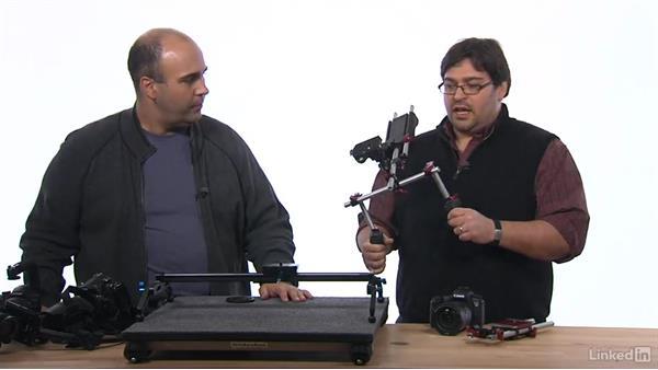 Walking the camera: DSLR Video Tips: Cameras & Lenses