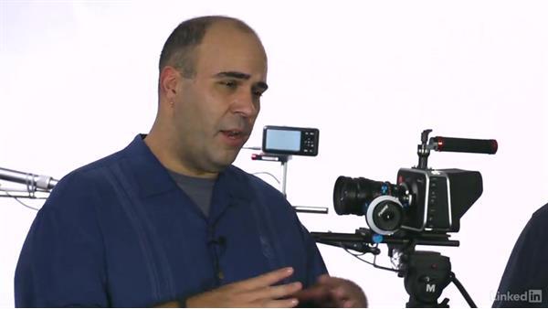 Variables: DSLR Video Tips: Cameras & Lenses