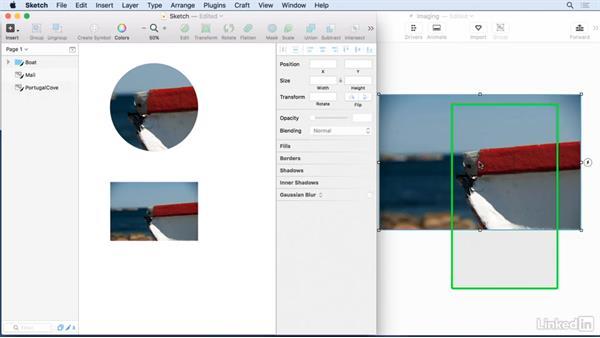 Creating assets in Sketch 3: UX Design Tools: Principle