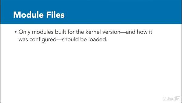 Find the LKMs: Linux Kernel Fundamentals