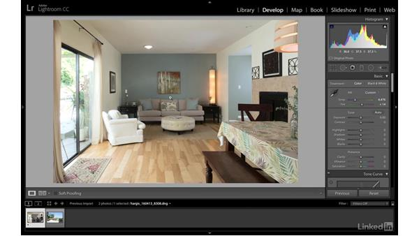 Basic post-processing workflow on real estate shots: Learn Real Estate Photography: The Basics
