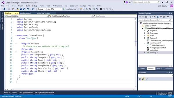 Code Maid extension: Visual Studio 2015 Essentials 08: Extend and Customize the Visual Studio Environment
