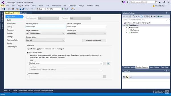 What are custom templates?: Visual Studio 2015 Essentials 08: Extend and Customize the Visual Studio Environment