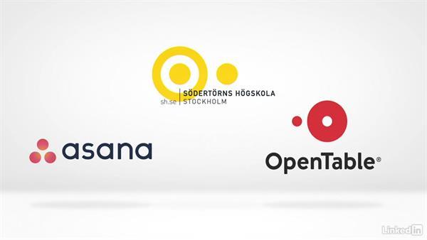 Circles: The universal shape: Logo Trend Report