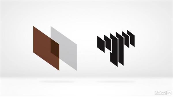 Slices: Layering in hidden dimension: Logo Trend Report