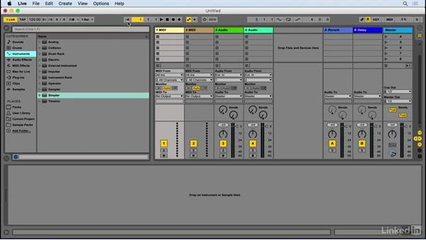 Setting up Ableton Link: Using Ableton Link
