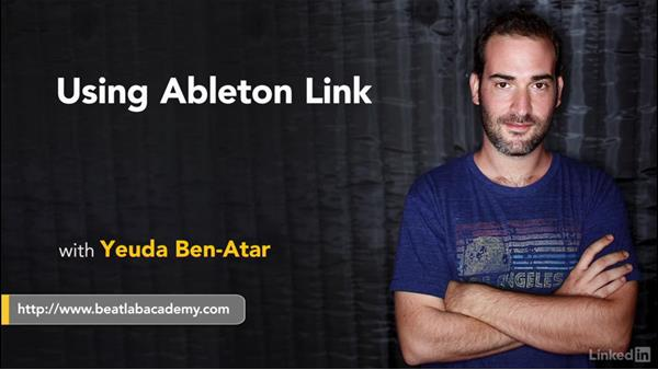 What's next?: Using Ableton Link