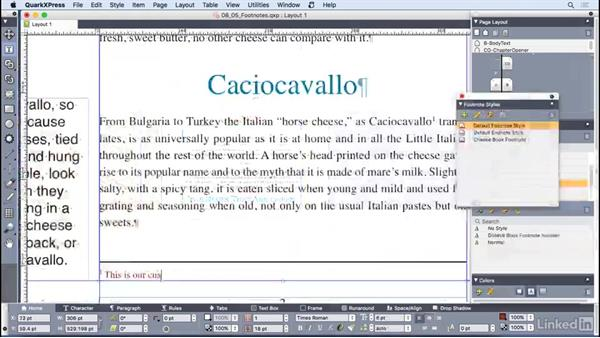 Welcome: QuarkXPress 2016 Essential Training