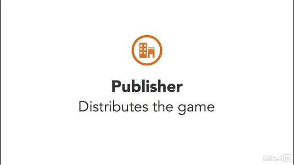 Developers and publishers: Careers in the Game Industry