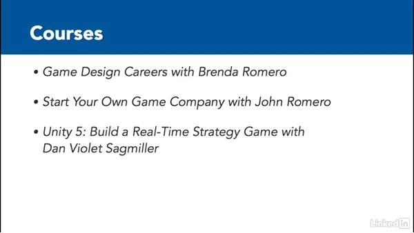 Next steps for designers: Careers in the Game Industry