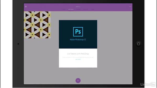Creating Patterns with Adobe Capture: Adobe Mobile Apps For Designers