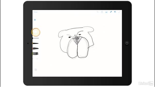 Draw and paint with Adobe Sketch: Adobe Mobile Apps For Designers