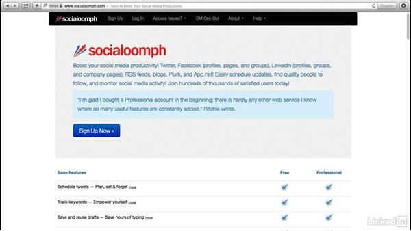 Five Apps for social media management: Social Media Marketing Tips (2014)