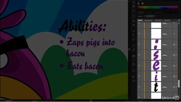 The legend that is the Layers panel: Illustrator CC 2015 One-on-One: Advanced
