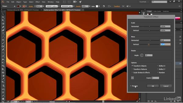 The Layers panel for fills and strokes: Illustrator CC 2015 One-on-One: Advanced