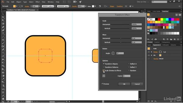 Introducing the Scale tool: Illustrator CC 2015 One-on-One: Advanced