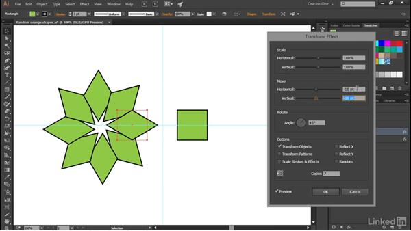 Introducing the Rotate tool: Illustrator CC 2015 One-on-One: Advanced
