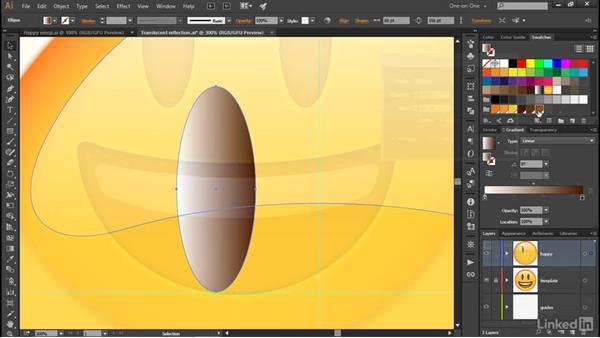 The joy of custom gradients: Illustrator CC 2015 One-on-One: Advanced