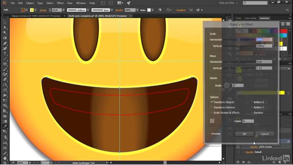 Making the most of linear gradients: Illustrator CC 2015 One-on-One: Advanced