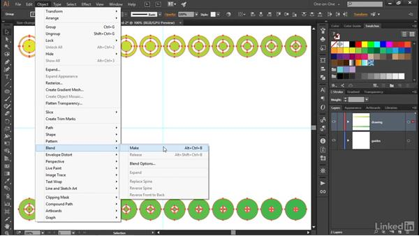 Illustrator's oldest dynamic functions: Illustrator CC 2015 One-on-One: Advanced