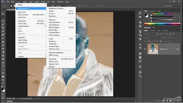 Working with linked images: Illustrator CC 2015 One-on-One: Advanced
