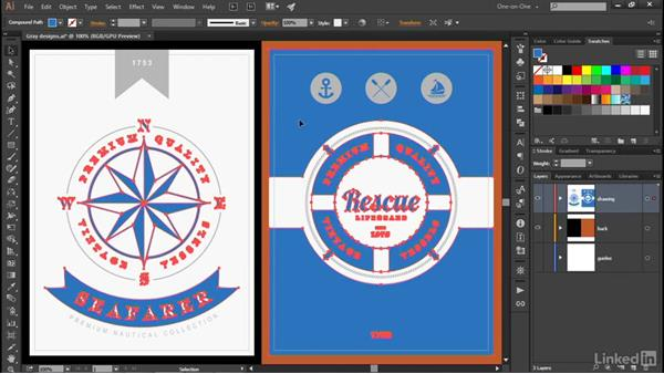 Introducing the Color Guide panel: Illustrator CC 2015 One-on-One: Advanced