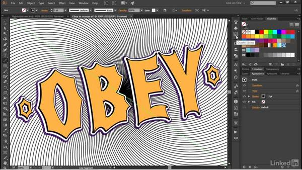 Experiment freely without penalty: Illustrator CC 2015 One-on-One: Advanced