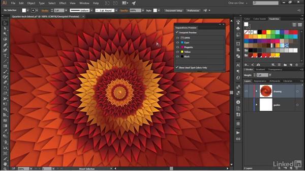 Illustrator's elaborate print engine: Illustrator CC 2015 One-on-One: Advanced
