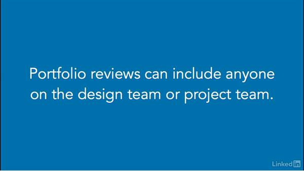 Storytelling and the portfolio review: Building and Maintaining Your UX Design Portfolio
