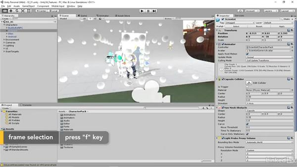 Welcome: Unity 5.4: New Features