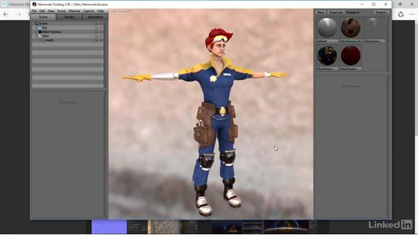 Cross Application Texture Appearance: Unity 5.4: New Features