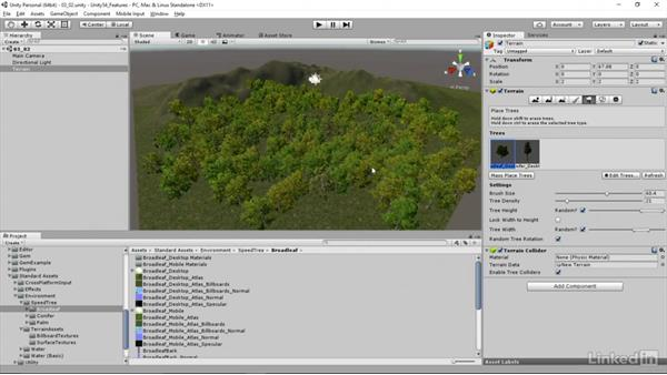 GPU Instancing: Unity 5.4: New Features