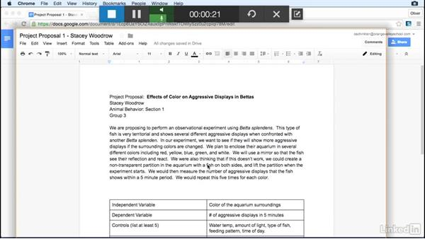 Give students feedback: Learn Snagit for Mac: The Basics