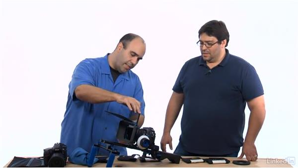 Discussing the benefit of filters: DSLR Video Tips: Gadgets & Gear