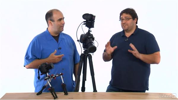 Checking exposure: DSLR Video Tips: Gadgets & Gear