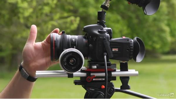 What is a follow focus?: DSLR Video Tips: Gadgets & Gear