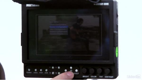 "Using peaking and ""focus in red"": DSLR Video Tips: Gadgets & Gear"