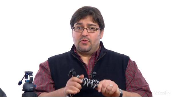 Using GorillaPods: DSLR Video Tips: Gadgets & Gear