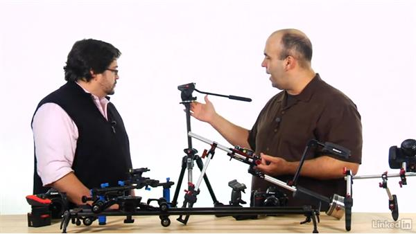 Using a stable platform: DSLR Video Tips: Gadgets & Gear