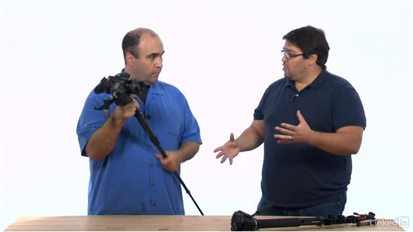 What is a monopod?: DSLR Video Tips: Gadgets & Gear