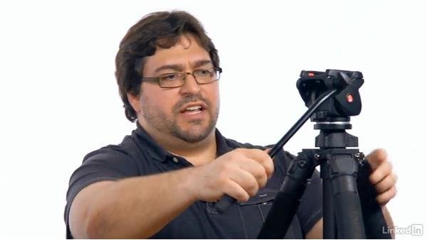 Converting a photo tripod: DSLR Video Tips: Gadgets & Gear