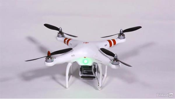 Calibrating the quadcopter: DSLR Video Tips: Gadgets & Gear