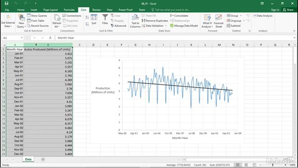 Forecast and make predictions: Statistics with Excel Part Two