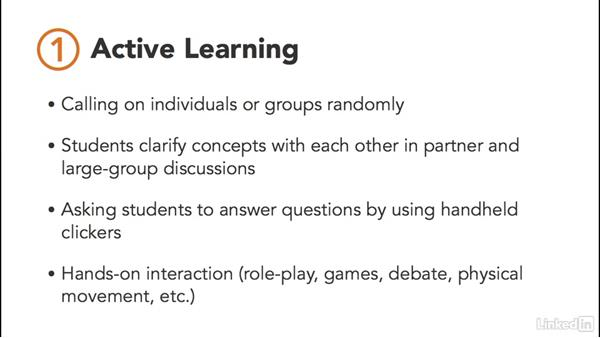 Why active learning?: PowerPoint for Teachers: Create Interactive Lessons
