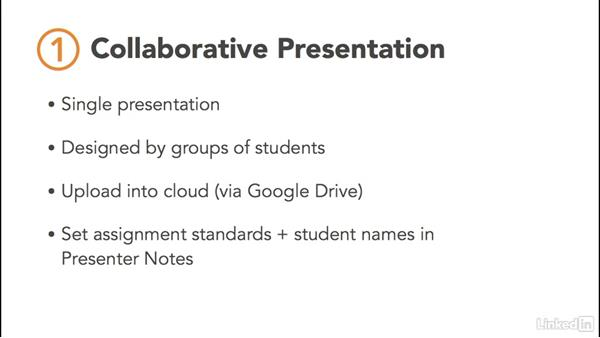 Student-centered and inquiry-based learning: PowerPoint for Teachers: Create Interactive Lessons