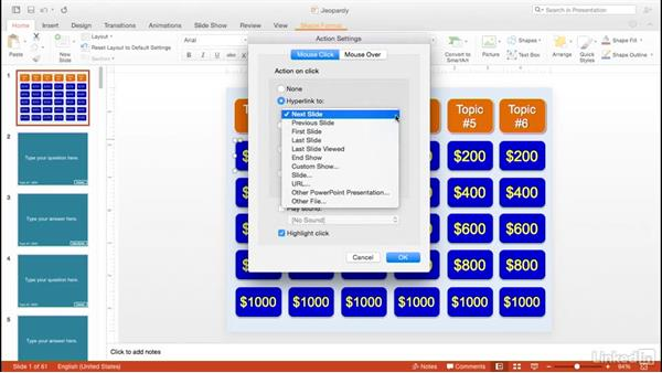 Getting hands-on with games: PowerPoint for Teachers: Create Interactive Lessons