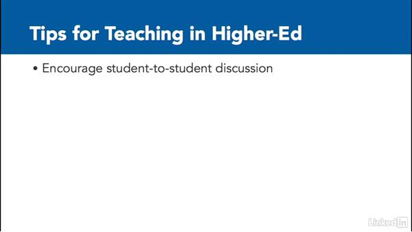 Teach adult learners in higher ed: PowerPoint for Teachers: Create Interactive Lessons