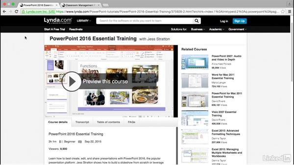 Next steps: PowerPoint for Teachers: Create Interactive Lessons