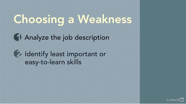 How to respond: Tell me about your weaknesses: Master Common Interview Questions